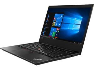 "Lenovo ThinkPad E480 (20KN003WCA) 14.0"" IPS Intel Core i7 8th Gen 8550U (1.80 GHz) AMD Radeon RX 550 8 GB Memory 500 GB HDD Windows 10 Pro 64-Bit French Gaming Laptop"