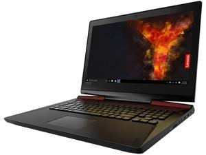 "Lenovo Legion Y920 80YW000EUS 17.3"" FHD GTX 1070 8 GB VRAM i7-7820HK 16 GB Memory 1 TB HDD + 512 GB SSD Windows 10 Home Gaming Laptop"