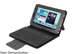 "Mgear Bluetooth Keyboard Folio for Samsung Galaxy Tab 2 7.0"" Tablet Model GALAXY-TAB-2-7.0-BT-KEYBOARD"