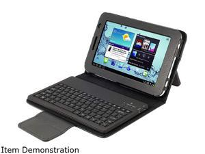 "Mgear Bluetooth Keyboard Folio with Screen Protector for Samsung Galaxy Tab 2 7.0"" Tab Model GALAXY-TAB-2-7.0-BT-PRO-BNDL"