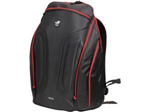 ASUS Black Republic of Gamers Shuttle Backpack Model 90-XB2I00BP00020-