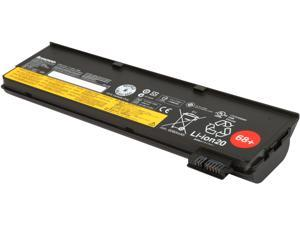 Lenovo ThinkPad Battery 68+ (6 cell) Lithium-Ion Notebook Battery, 72Wh, 10.8V, 0C52862