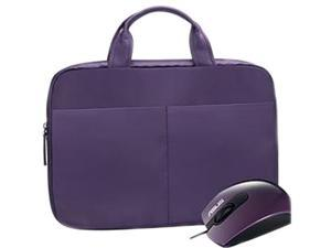 "ASUS Asus Terra Mini Carry Bag 12"" + Mouse Purple 90-XB1F00AP00050-"