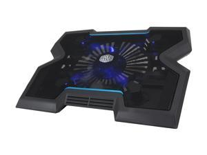 Cooler Master NotePal X3 - Gaming Laptop Cooling Pad with 200 mm Blue LED Fan