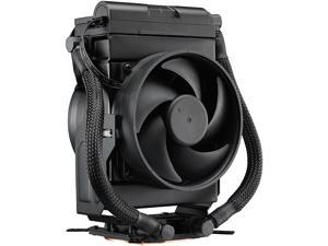 Cooler Master MasterLiquid Maker 92 AIO Hybrid CPU Cooler, Swivel Vertical or Horizontal Configurations , Dual 92mm Fan, INTEL only Support