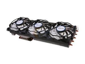 ARCTIC Accelero Xtreme III VGA Cooler - nVidia & AMD, 3 Quiet 92mm PWM Fans, SLI/CrossFire