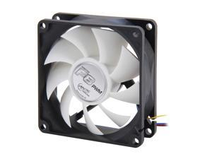 ARCTIC F8 PWM Fluid Dynamic Bearing Case Fan, 80mm PWM Speed Control, 31 CFM at 22dBA