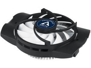 ARCTIC COOLING Alpine AM4 LP 92mm Low Profile AMD CPU Cooler - ACALP00023A