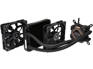 Enermax ELC-LMR120-BS Liqmax II 120s / ELC-LMR120-BS / Liquid CPU Cooler 25mm Fan/ INTEL/AMD with AM4 Support