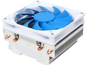 SilverStone Argon Series AR06 Rifle Bearing CPU Cooler with 92mm Fan for Socket LGA1155/1156/1150, AM2/AM3/FM1/FM2