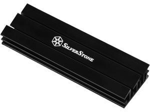 SilverStone SST-TP02-M2 M.2 SSD Cooling Kit