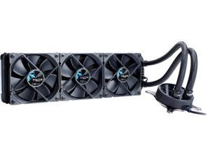 Fractal Design Celsius S36 Blackout 360mm Silent High Performance Slim Expandable All-In-One CPU Liquid / Water Cooler