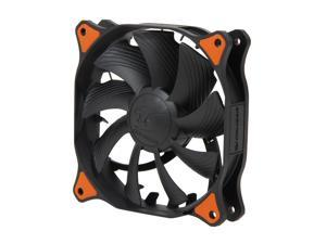 COUGAR Vortex PWM 120mm (CF-V12HPB) Cooling Fan with Hydro-Dynamic Bearing and Pulse Width Modulation (Black Version)