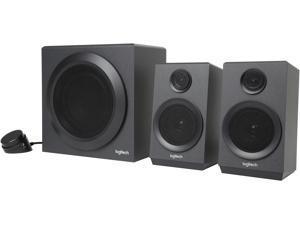Logitech Logitech Z333 2.1 Speakers – Easy-access Volume Control, Headphone Jack – PC Z333 Multimedia Speakers