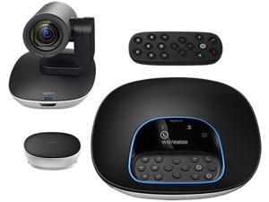 Logitech 960-001054 Group HD Video And Audio Conferencing System - Video Conferencing Kit