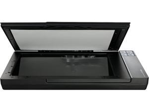 Epson Perfection V370 Flatbed Scanner, 4,800 x 9600 dpi optical resolution, easily scan oversized prints, documents and artwork, interpolated resolution 12800dpi x 12800 dpi, max document size 216mm x
