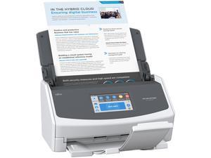 Fujitsu ScanSnap iX1500 (PA03770-B205) Trade Compliant Sheet Fed Document Scanner