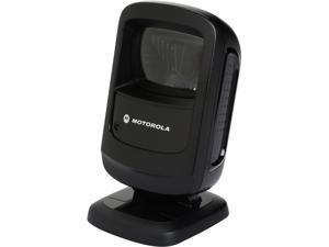 Motorola DS9208-SR00004NNWW Omnidirectional Hands-free Presentation Imager - Black