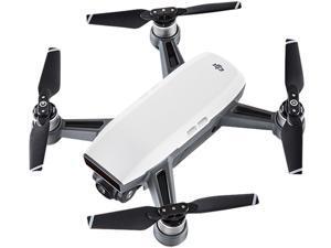 DJI Spark Mini Quadcopter Drone Fly More Combo (Alpine White)
