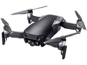DJI MAVIC AIR Single Unit (NA) Portable Collapsible Quadcopter Drone, 3-Axis Gimbal with 4K, 32 MP Camera - Onyx Black