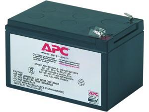 APC UPS Battery Replacement for APC Back-UPS models SC620, SU620NET (RBC4)