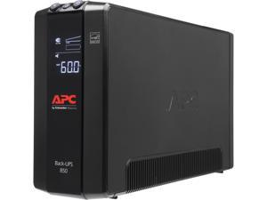 APC BX850M Back-UPS Pro 850 VA 510 Watts 8 Outlets Uninterruptible Power Supply (UPS)