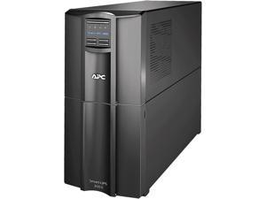 APC SMT3000C 3000 VA 2700 Watts 10 Outlets Pure Sinewave Smart-UPS with SmartConnect (Replaces SMT3000)