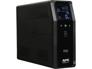 APC BR1350MS 1350 VA Pure SineWave 10 Outlets 2 USB Charging Ports Back-UPS Pro Battery Backup