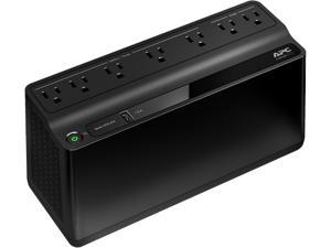 APC BE670M1 675 VA 360 Watts 7 Outlets Uninterruptible Power Supply (UPS) with USB Charging Port (Stepup of BE600M1)