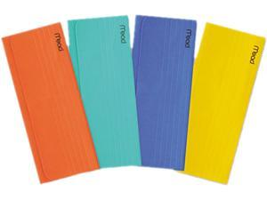 Mead 35360 Brite Wallet, 4 1/2 x 10 3/4, Two Inch Expansion, Assorted
