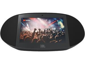 "JBL Link View Voice-Activated Bluetooth Speaker with 8"" Smart Display"