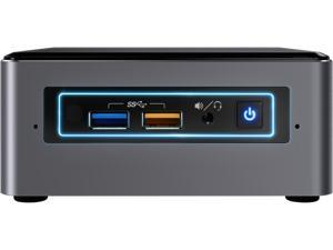 Intel NUC (Next Unit of Computing) BOXNUC7I5BNH Black Barebone Systems - Mini / Booksize