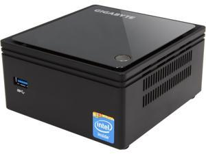 GIGABYTE BRIX GB-BXBT-2807 (rev. 1.0) Black Mini-PC Barebone