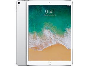 "Apple iPad Pro Tablet - 10.5"" - Apple A10X Hexa-core (6 Core) - 64 GB - iOS 10 - 2224 x 1668 - Retina Display - 4G - GSM, CDMA2000 Supported - Silver"