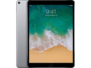 """Apple iPad Pro (10.5-inch) FPGH2LL/A Apple A10X Fusion 4 GB Memory 512 GB Flash Storage 10.5"""" 2224 x 1668 Tablet PC iOS 10 Space Gray Microsoft CPO with 1 Year Apple Care Warranty"""