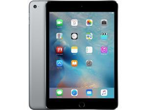 "Apple iPad Mini 4 MINI416SG-RB Apple A8 1.50 GHz 2 GB Memory 16 GB 7.9"" 2048 x 1536 Tablet PC iOS 9"