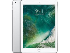 "Apple iPad 5 MP272TY/A Apple A9 128 GB Flash Storage 9.7"" 2048 x 1536 Tablet PC iOS Silver"