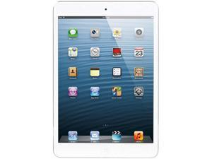 """Apple iPad Mini 2 ME279LL/A pple A7 chip with 64-bit architecture and M7 motion coprocessor 1GB Memory 16GB 7.9"""" iPad Mini With Wi-Fi - White & Silver iOS 7"""