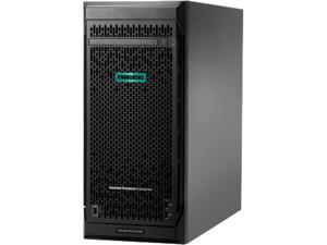 HPE ProLiant ML110 G10 Tower 4LFF NHP SATA 350W PS DVD Entry Server Intel Xeon Scalable 8GB P03684-S01