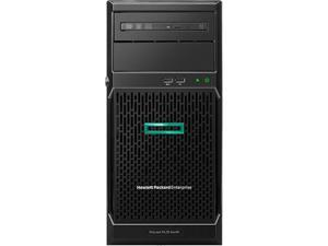 HPE ProLiant ML30 Gen10 E-2234 1P 16GB-U S100i 4LFF 350W PS Server