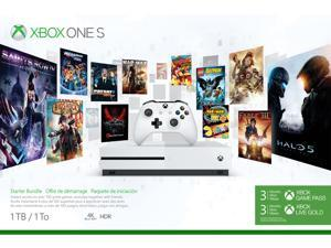 Xbox One S 1TB Starter Console