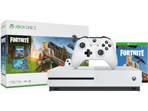 Xbox One S 1TB Console - Fortnite Bundle