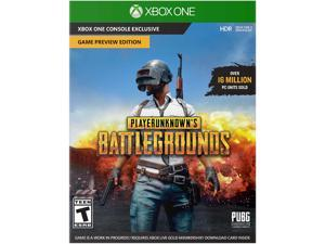 PLAYERUNKNOWN'S BATTLEGROUNDS - Game Preview Edition Xbox One [Digital Code]