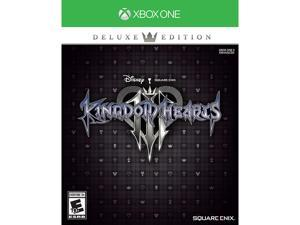 Kingdom of Hearts III Deluxe Edition - Xbox One