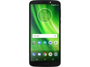 "Motorola Moto G6 Play 4G LTE Unlocked Cell Phone US Version (5.7"" Deep Indigo,  32GB 3GB RAM)"