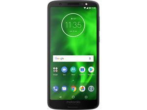 "Motorola Moto G6 4G LTE Unlocked Cell Phone US Version (5.7"" Black, 32GB 3GB RAM)"