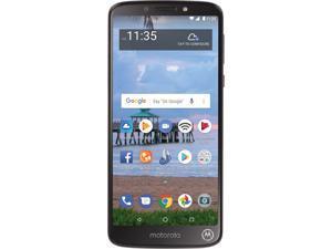 Motorola Moto E5 Gray Net10 Prepaid Cell Phone