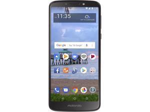 Motorola Moto E5 Gray Simple Mobile Prepaid Cell Phone