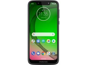 "Motorola Moto G7 Play 4G LTE Unlocked Cell Phone 5.7"" Black 32GB 2GB RAM"