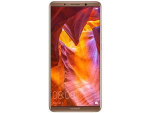"Huawei Mate 10 Pro Unlocked Smartphone with Dual Camera (6"" Mocha Brown, 128GB Storage 6GB RAM) US Warranty"